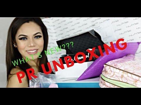 PR Unboxing ELLAsDaily