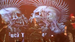 The Exploited – Chaos Is My Life (Moscow 2017)