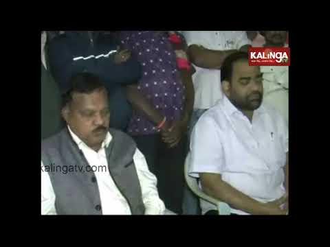 BJD leaders condole ex-BJD leader Ladu Kishore Swain's family | Kalinga TV