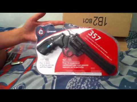 Crosman 357 Pistol And 760 Pumpmaster Review Part 1 Mp3