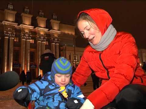 Главный Дед Мороз страны поздравил самарских детей с наступающим