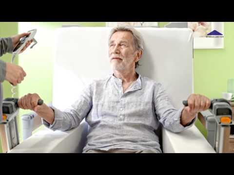 Stiegelmeyer Vertica care Pflegebett Video