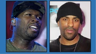 50 CENT GOES IN On DJ CLUE Like Crazy