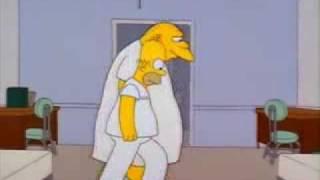 Michael Jackson Y Homer En Los Simpsons