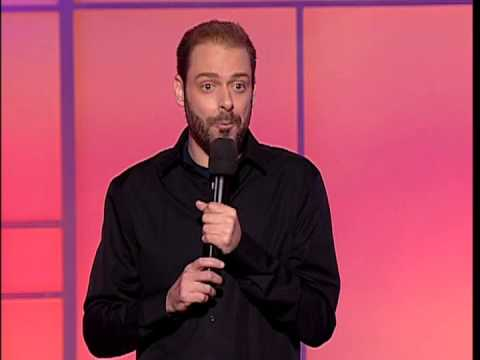 Andrew Evans talks about stupid Canadian Bank rules.-Comedy Now!