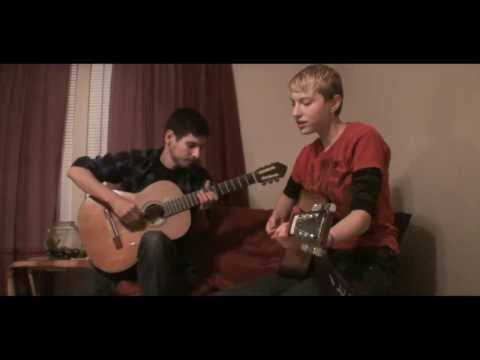 Maxine & Alex Meyers play Little Talks by Of Monsters and Men