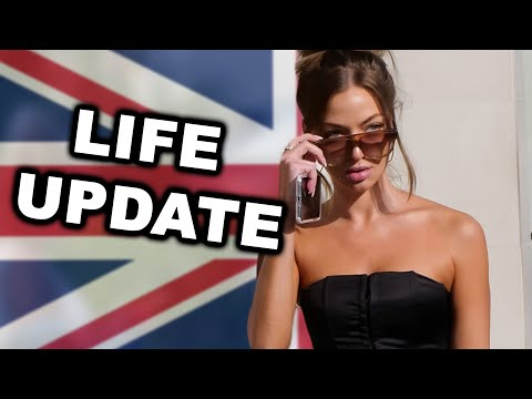 Selfie Vlog (2020 update, London? new music?)
