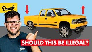Why North Carolina Wants to Ban This Truck Mod