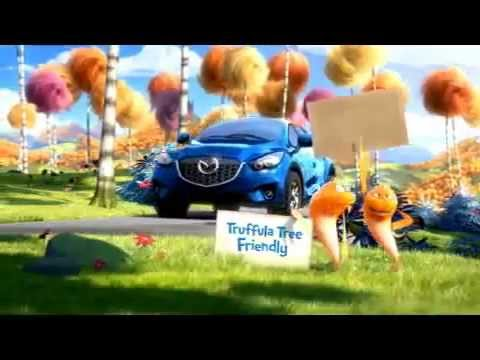 Mazda Commercial for Mazda CX-5, and Skyactiv Technology (2012) (Television Commercial)
