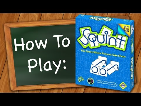 How to Play: Squint