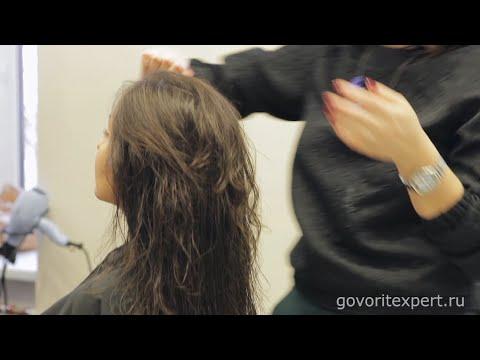 Демонстрация Стрижки на Длинные Волосы. Что такое Бизнес-Длина. Говорит ЭКСПЕРТ