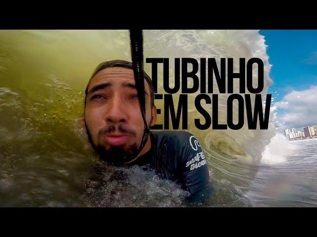 VOU MATAR O WLAD E TUBINHO EM SLOW | VLOG #46 | Surf Dicas