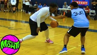 Ty'Rion Denson HANDLING THE ROCK & Breaking Ankles at 2018 NEO Youth Elite Camp
