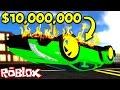 CRASHING MY 10 000 000 LAMBORGHINI IN ROBLOX Roblox Vehicle Simulator