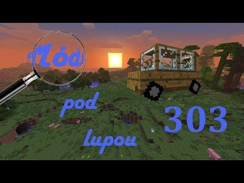 Minecraft: Módy pod lupou - Ultimate Car Mod (#303)