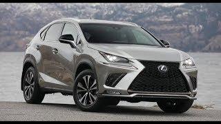 New Lexus NX review