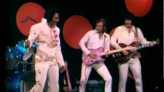 Elvis Presley-  Steamroller Blues