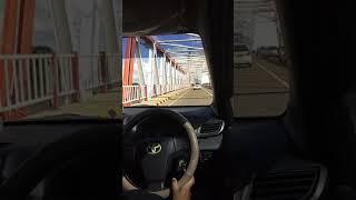 preview picture of video 'Nigarata holiday : Melewati Jembatan Pak Kasih Tayan ! Biaya Konstruksi Rp 1,028 Triliun'