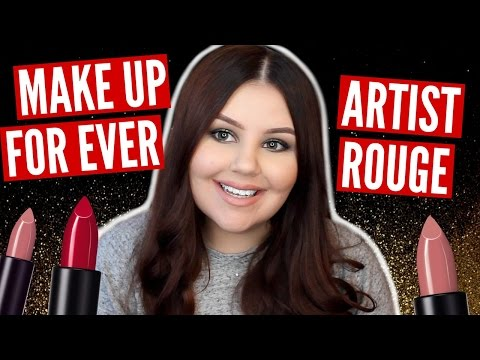 Artist  Rouge Lipstick by Make Up For Ever #8