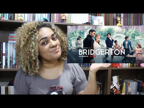 Assisti a série os Bridgertons na Netflix, será que eu gostei?