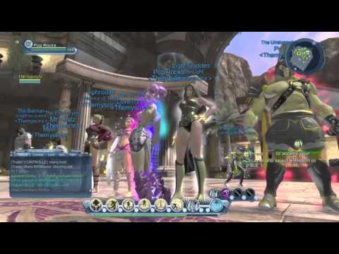 DCUO   Awesome Themysciran Inspired Styles by the League Themyscira!