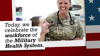 The Military Health System Celebrates Labor Day