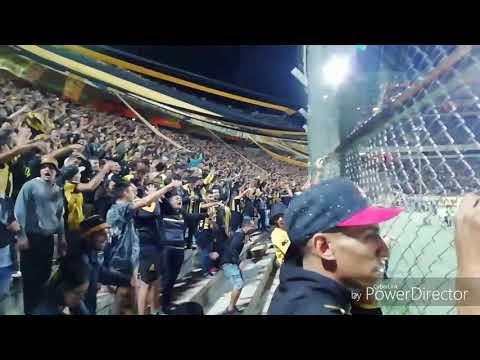 """""""Hinchada De Peñarol Vs. Liga de quito / libertadores 2019 / Campeon Del Siglo La Fiesta Es Nuestra"""" Barra: Barra Amsterdam • Club: Peñarol"""