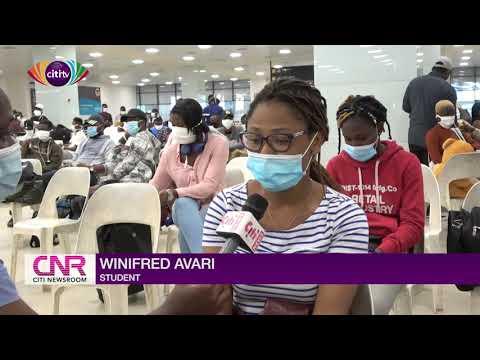 125 stranded Ghanaian students in Russia arrive in Ghana | Citi Newsroom