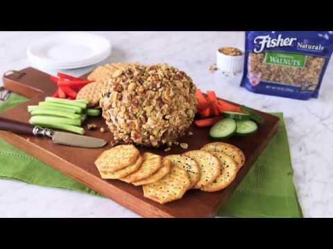 Walnut and Jalapeño Cheese Ball Recipe