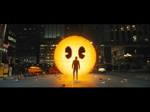 PIXELS MOVIE REVIEW!!!