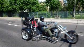 preview picture of video 'Biker Ausfahrt um Dresden 8. Mai 2011'