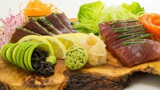 How to Make a Sashimi Platter