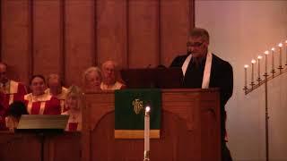 "Sermon: ""Spirit-Mind-Body""; Scripture Reading: Matthew 21:28-32, Philippians 2:5-11; Rev."