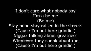 DJ Khaled - out there grindin' (HQ/Lyrics)