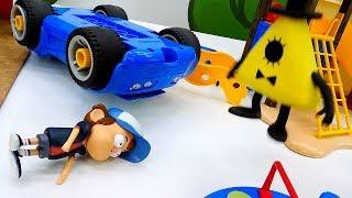 Гравити Фолз - Диппер и Билл Шифр - Видео с игрушками.