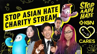 Playing Fall Guys to Stop AAPI Hate! - #StopAsianHateStream by IGN