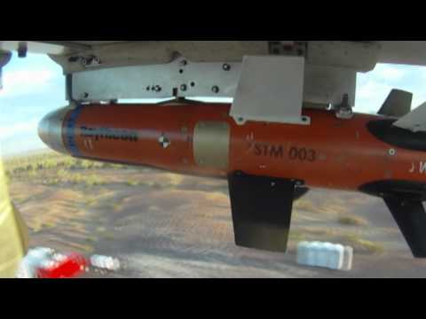 Monster Machines: The Sandwich-Sized Laser-Guided Smart Bomb