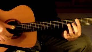 Anna Verrà Pino Daniele chitarra fingerstyle Damiano Marino