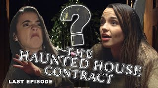 THE HAUNTED HOUSE CONTRACT - LAST EPISODE - MERRELL TWINS