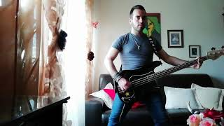 The Cure - A Strange Day - Bass Cover