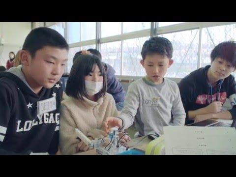 横浜の公立小学校にロボット授業をお届け、イノベーションを担うSTEM人材の育成を目指す