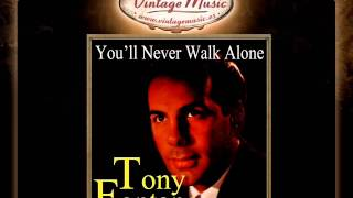 5Tony Fontane -- I Won't Have to Cross Jordan Alone