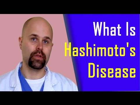Video What is Hashimoto's Disease