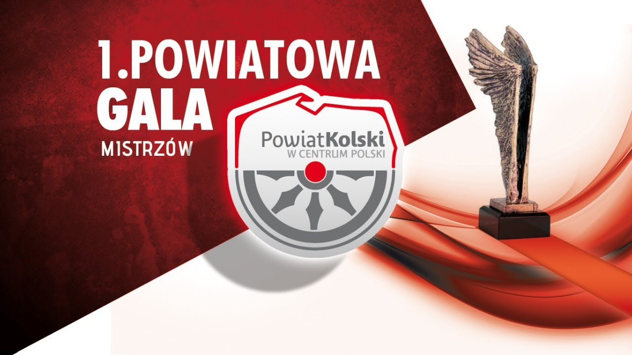 Zdjęcie do I Gala Mistrzów Powiatu Kolskiego