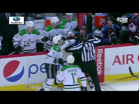 Cody McLeod vs. Jason Demers