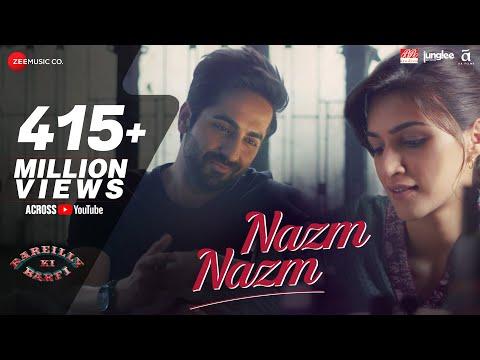 Nazm Nazm Full Hindi Video Song from Hindi movie Bareilly Ki Barfi