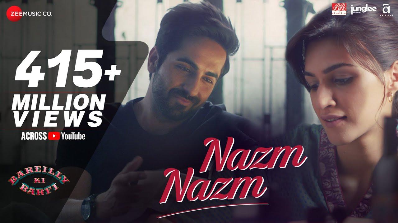 Nazm Nazm Lyrics in Hindi| Arko Lyrics