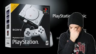 The PlayStation Classic Gets Worse and WORSE! | RGT 85