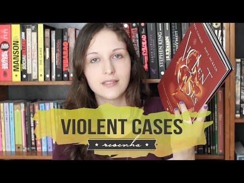 Violent Cases: a primeira graphic novel de Gaiman e McKean | RESENHA