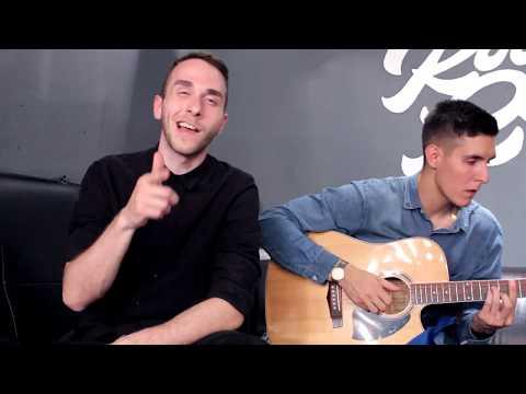 Arslan & Muffin - Белый танец (Live на гитаре)